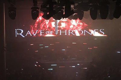 RAVE OF THRONES