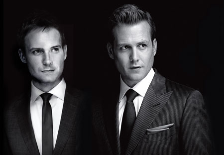 『SUITS/スーツ3』6月9日(月)スタート(全16話)[第1話無料放送]