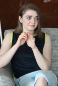 【動画】『ゲーム・オブ・スローンズ』アリア役のメイジー・ウィリアムズから日本のファンへ!メッセージいただきました!